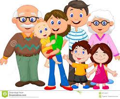 Resultado de imagem para familia feliz desenho