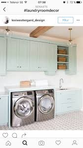 Country Laundry Rooms, Blue Laundry Rooms, Laundry Room Tile, Laundry Room  Design, Bathroom Ideas