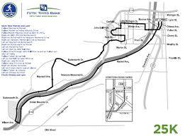 Grand Rapids Marathon Elevation Chart Up North Preppy Fifth Third Riverbank Run