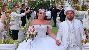 Il Castello delle Cerimonie 2, le nozze di Michela e Mirko (e del ghepardo  coi colombi) - TvBlog