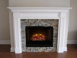 electric fireplace insert stan vent free gas stove with style stacked burner feature