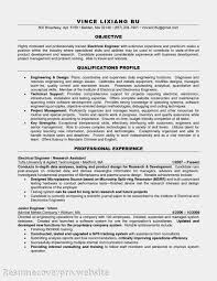 Resume Objective Examples Electrician Apprentice Resume Electrician
