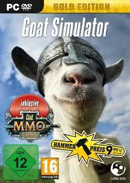 goat simulator der ziegen simulator gold edition pc spiel