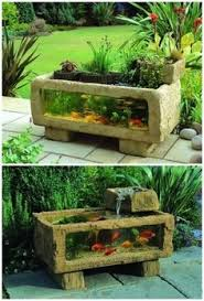 Small Picture Water Features for Small Gardens How to Add Beauty Movement and