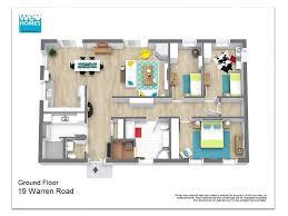 floor plan 3d. RoomSketcher-3D-Floor-Plan Floor Plan 3d