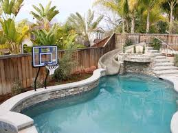 Pool Designs For Small Backyards Adorable Pool Kings DIYNetwork DIY
