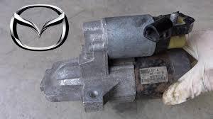 mazda 6 2 3l starter removal youtube 2004 Mazda 6 Wiring Diagram 2004 Mazda 6 Wiring Diagram #76 2014 mazda 6 wiring diagram