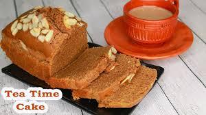 <b>Milk Tea Cake</b>   Eggless & Without Oven   Tea Time <b>Cake</b> Recipe ...