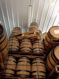 storage oak wine barrels. Barrel Storage At Finger Lakes Distillery 2 Oak Wine Barrels