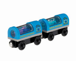 fisher thomas friends wooden railway aquarium cars canada