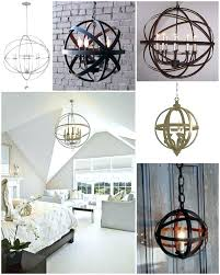 rae 4 clear glass 671 orb light chandelier as well lighting vintage pendant lamp iron