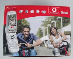 Vodafone Live! Sharp GX30 Box ...