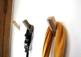 View in gallery Wooden wall hooks