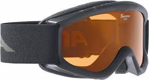 <b>Очки горнолыжные Alpina CARAT</b> SH black SH S1 / SH S1 - купить ...