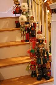 Decorating with Nutcrackers