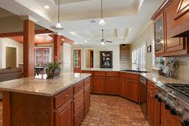 Stanford - Cypress kitchen cabinets