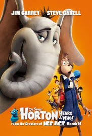 horton hears a who imdb horton hears a who poster
