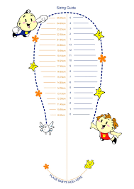 Printable Foot Measure Printall