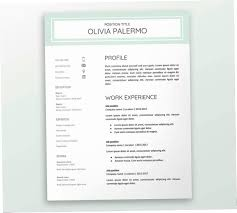 Best Resume Template Google Docs Resume Templates Employee Example