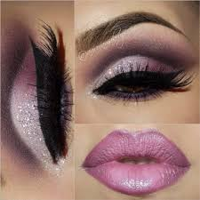 look absolutely dreamy this valentine s day with this pink look the smokey eye has an incredible mixture of diffe shades of color that match perfectly