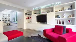 furniture living room wall: modern tv cabinet wall units living room furniture design ideas youtube
