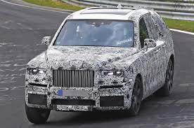 2018 rolls royce cullinan suv. Beautiful Cullinan 2018 RollsRoyce Cullinan SUV On Course To Rival Bentayga In Intended Rolls Royce Cullinan Suv