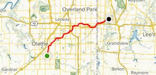 Indian Creek Bike And Hike Trail Kansas Alltrails