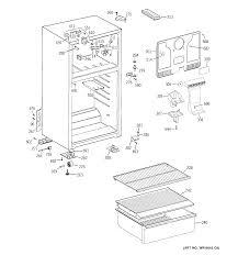 ge refrigerator diagram best refrigerator 2017 ge pro refrigerator diagram auto wiring schematic