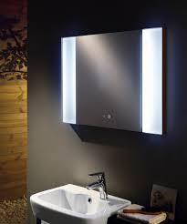 Bathroom Mirror Demister Led Bathroom Mirrors With Demister Cassellie Focus Led Bathroom