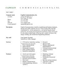 Company Fact Sheet Sample 60 Beautiful Fact Sheet Templates Examples And Designs