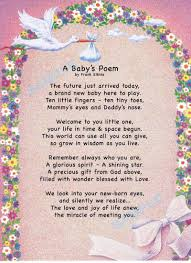 Poems And Quotes Ababyspoem Www New Baby Baby Girl Quotes