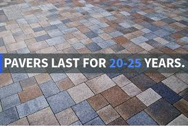 pavers last for 20 25 years