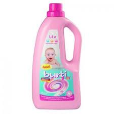 Средство для <b>стирки Burti</b> Универсальное жидкое для детского ...