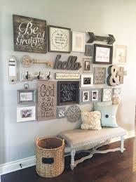 rustic farmhouse style wall decor