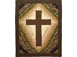 Cross Quilt Pattern Mesmerizing Watercolor Cross Quilt Splendid Skillfully Made Amish Quilts From