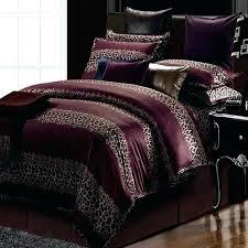 leopard animal print duvet covers next set comforter twin satin sheets zebra and bedding leo animal print duvet cover