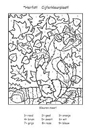 Sommen Kleurplaat Tafels Malvorlage Zahl 8 Ausmalbild 21883 With
