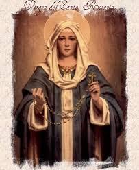 Resultado de imagen de La Virgen del Rosario