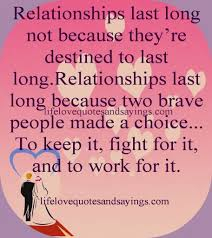 Love And Relationship Quotes Quotes About Choices In Relationships