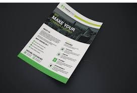 How To Make A Business Flyer Nebraska Creative Business Flyer Design Template