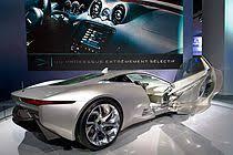 jaguar c x75 concept rear view
