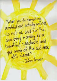 Good Morning Sunshine Quote