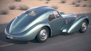 Pope cherished his atlantic and owned it for nearly three decades. Bugatti Type 57sc Atlantic 1938 Desertstudio 3d Model 169 Obj Max Lwo Fbx C4d 3ds Free3d