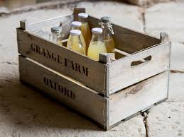wooden fruit box rustic wooden crates offer nan 24 95 rrp was