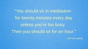 Meditation Quotes Magnificent Meditation Quotes From Famous People