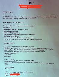 Best Resume TechEBlog Gorgeous Beowulf Resume