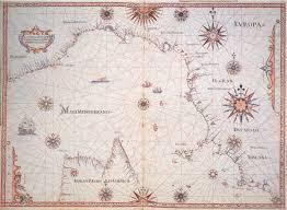 Large Scale Nautical Charts Plate 6 Giovanni Battista Cavallini Largescale Nautical