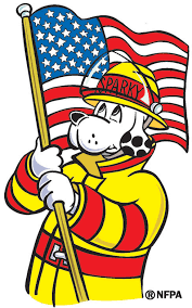 sparky the fire dog robot. click to edit sparky the fire dog robot