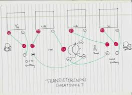 physics lab experiments class xii cbse npn transistor in a transistor you have 2 voltmeters and 2 ammeters
