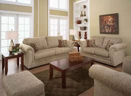 Living Room Loveseats Living In Style Sophie Modern Living Room Sofa And Loveseat Set